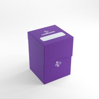 Gamegenic Deckbox 100+ - Violett