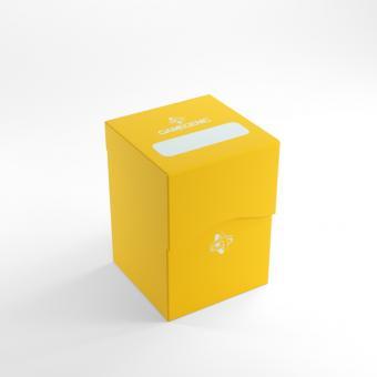 Gamegenic Deckbox 100+ - Gelb