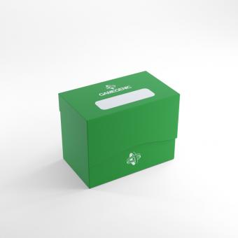 Gamegenic Deckbox horizontal 80+ - Grün