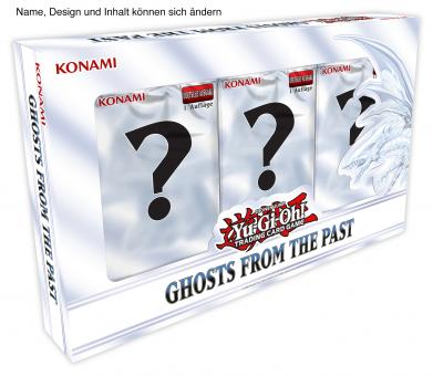 Ghosts From the Past Box deutsch 1. Auflage