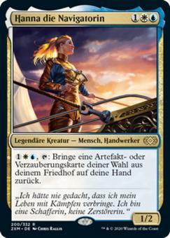 Hanna die Navigatorin