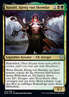 Harald, König von Skemfar