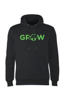 "Magic the Gathering Hoodie ""Grow"" - Schwarz"