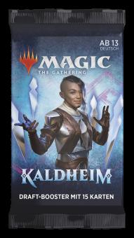 Kaldheim Draft Booster-Packung deutsch
