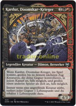 Kardur, Doomskar-Krieger (Showcase)