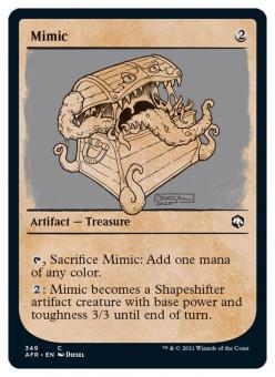Mimic (Showcase)