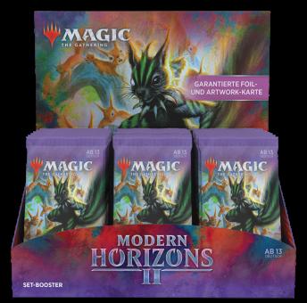 Modern Horizons II Set Booster-Display Box deutsch