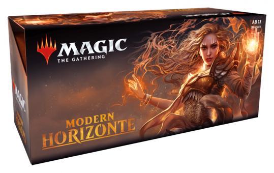 Modern: Horizonte Booster-Display Box deutsch