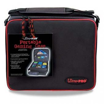 Ultra Pro Gaming Tasche - Schwarz/Rot