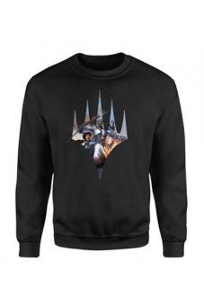 "Magic the Gathering Pullover ""Key Art Logo"" - Schwarz"