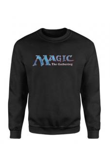 "Magic the Gathering Pullover ""93 Vintage Logo"" - Schwarz"