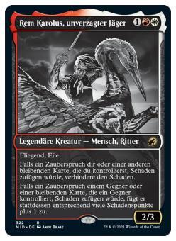 Rem Karolus, unverzagter Jäger (Showcase)
