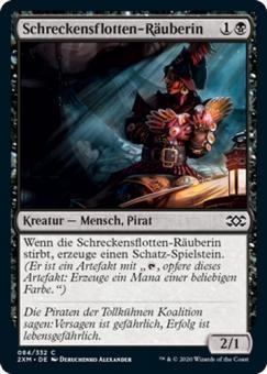 Schreckensflotten-Räuberin