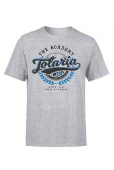 "Magic the Gathering T-Shirt ""Tolaria Academy"" - Grau"