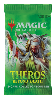 Theros Beyond Death Collector Booster Pack englisch