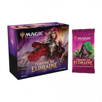Throne of Eldraine Gift Edition / Thron von Eldraine Festtagsbundle