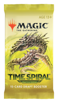 Time Spiral Remastered Draft Booster-Packung englisch