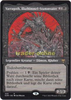 Varragoth, Bluthimmel-Stammvater (Showcase)