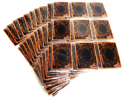 Yu-Gi-Oh Common Karten 10x 9er Seiten - 90 Karten -