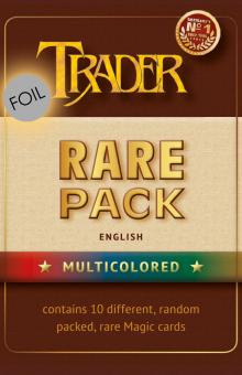 Foil Rare Pack - Multi - Englisch