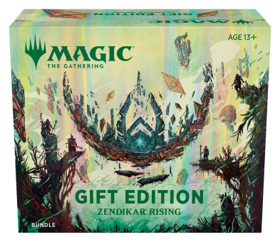 Zendikar Rising Bundle Gift Edition english