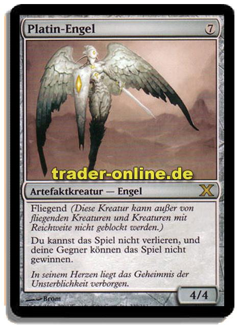 Platin-Engel   Trader-Online.de - Magic & Yu-Gi-Oh