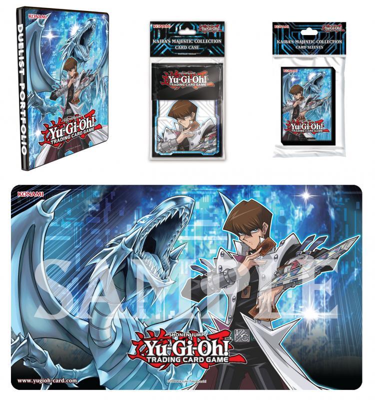 Konami Yu-Gi-Oh! Kaiba's Majestic Collection Bundle