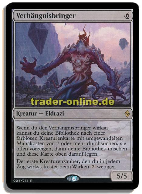 Verhängnisbringer Trader Onlinede Magic Yu Gi Oh Trading