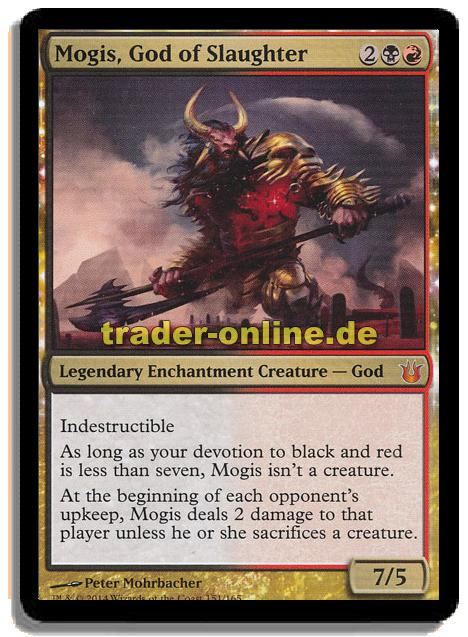 Born of Gods ~ HERO OF IROAS rare Magic the Gathering card