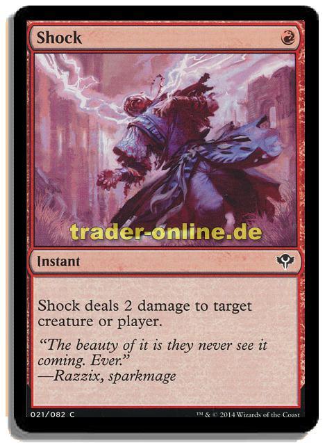 shock schock trader magic yu gi oh trading card online shop f r einzelkarten. Black Bedroom Furniture Sets. Home Design Ideas