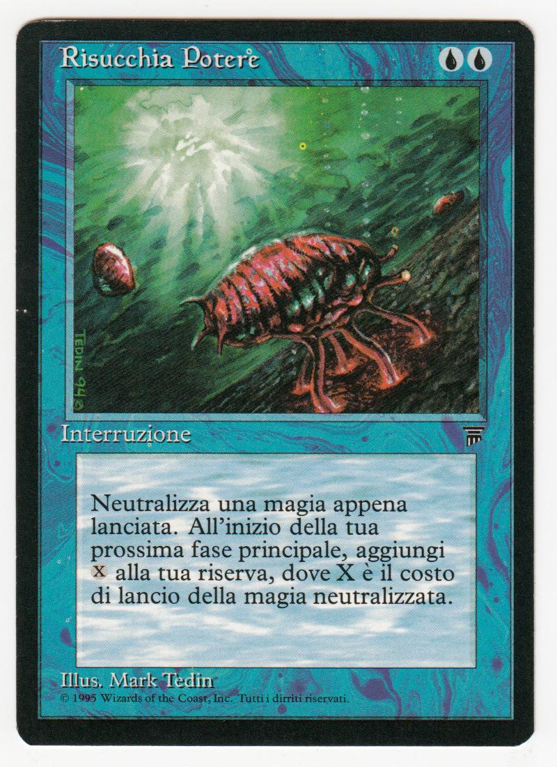 'manasauger' magic italienische legenden originalscan 16l502