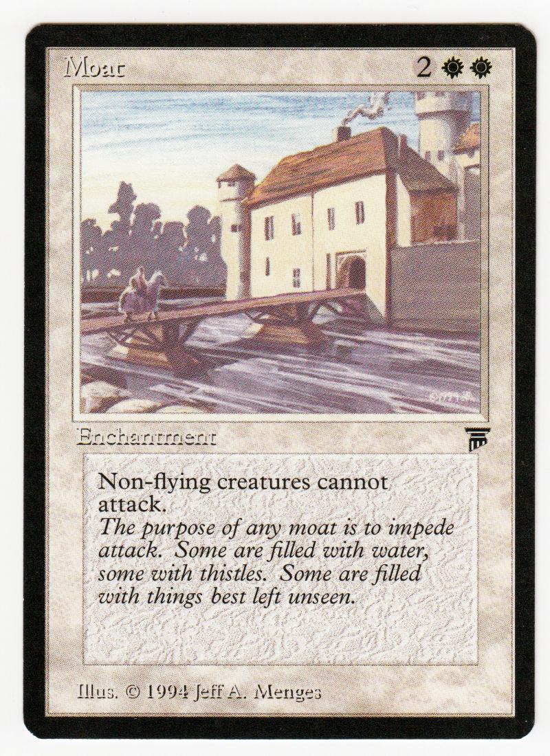 Moat Magic english Legends original Scan 16L512