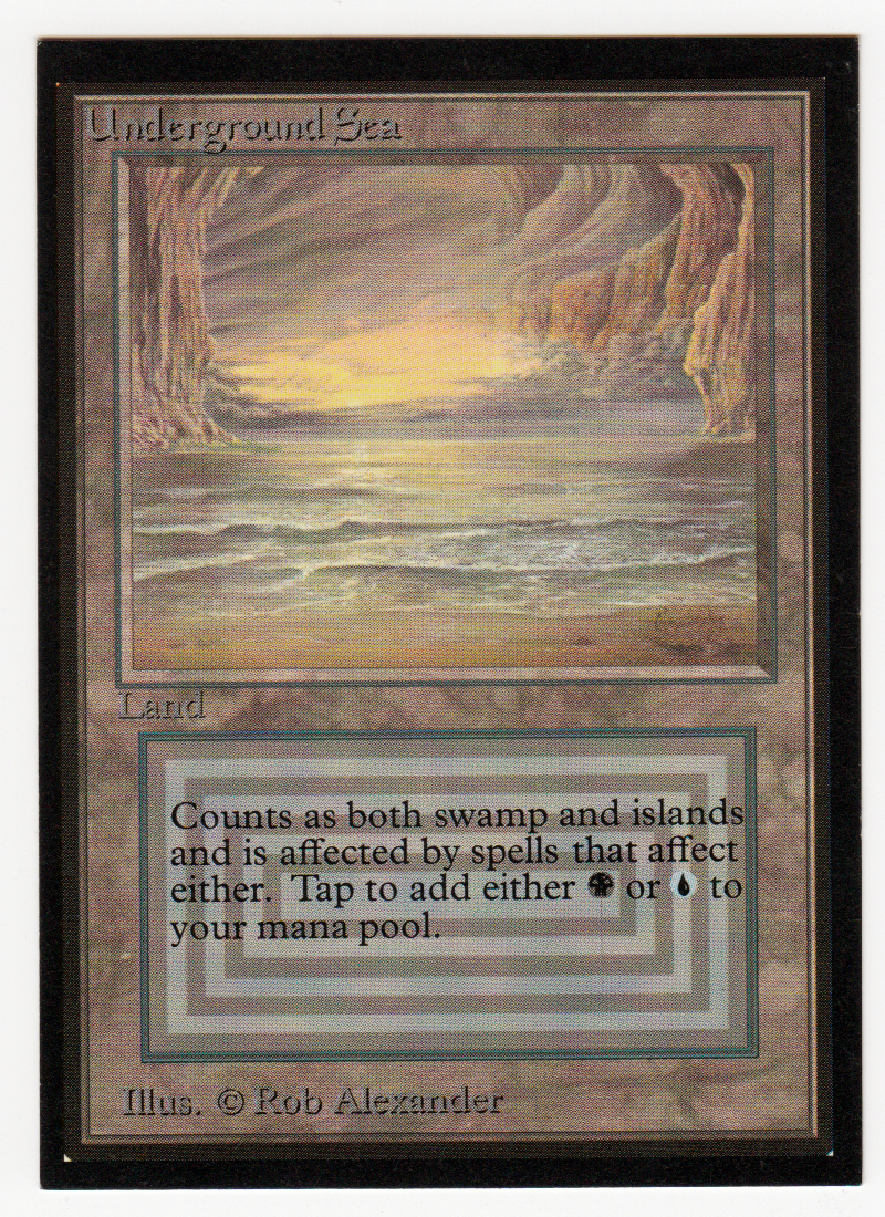underground sea scan 16l530 trader magic yu gi oh trading card online shop f r. Black Bedroom Furniture Sets. Home Design Ideas